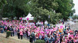 BRATISLAVA: Pochod proti rakovine prsníka
