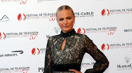 Herečka Malin Akerman.