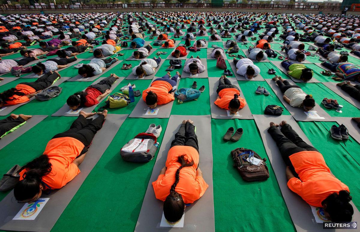 joga, India, cvičenie