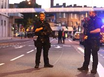 londýn, polícia, mešite v londýne,