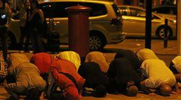 londýn, útok pri mešite, arabi, moslimovia,