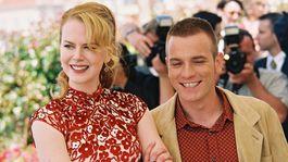 Nicole Kidman a jej kolega Ewan McGregor