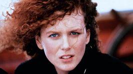 Rok 1989: Herečka Nicole Kidman vo filme Úplné bezvetrie.