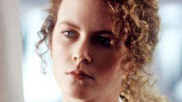 Rok 1990: Herečka Nicole Kidman vo filme Búrlivé dni.