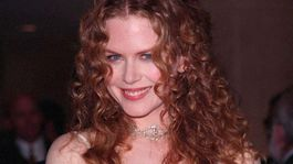 Rok 1998: Herečka Nicole Kidman na archívnom zábere.