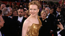 Rok 2000: Herečka Nicole Kidman