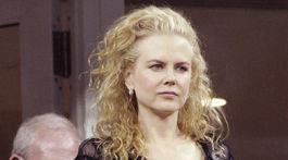 Rok 2005: Herečka Nicole Kidman