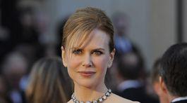 Rok 2011: Herečka Nicole Kidman.