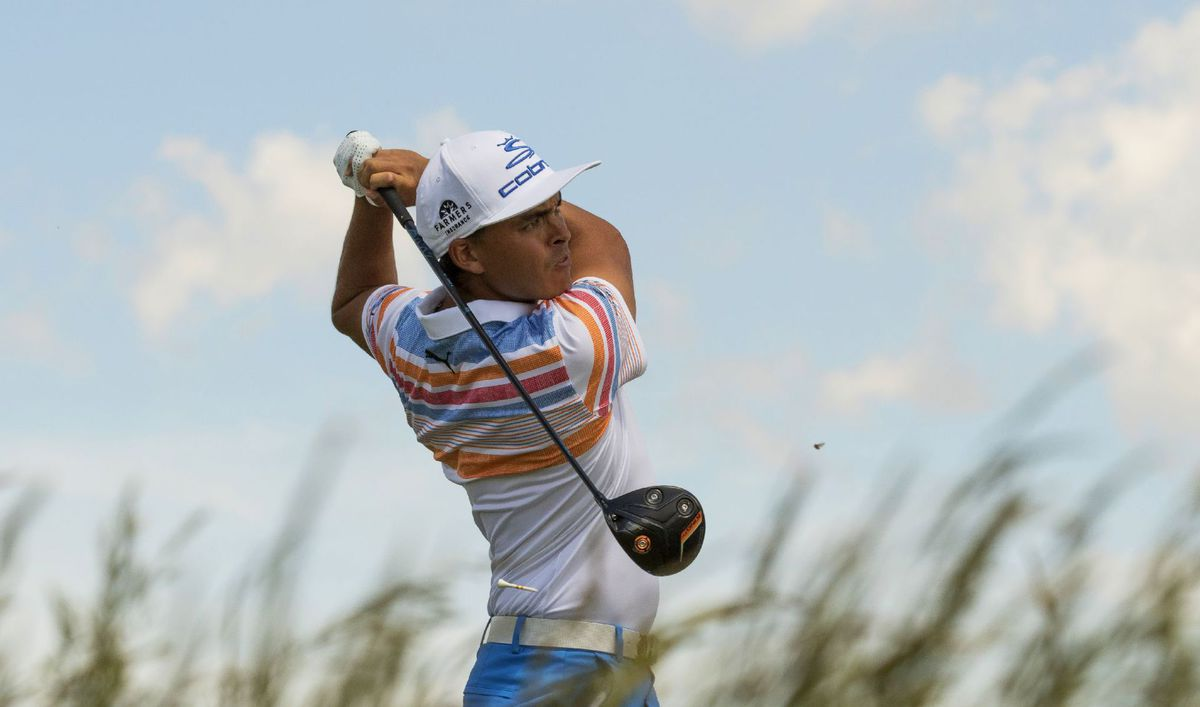 US Open, golf, golfista Rickie Fowler