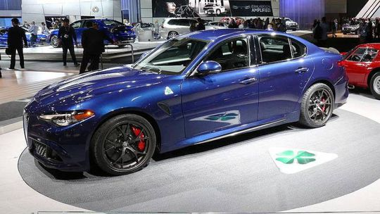 Alfa Romeo Giulia padá na dno. Predaje sú katastrofou