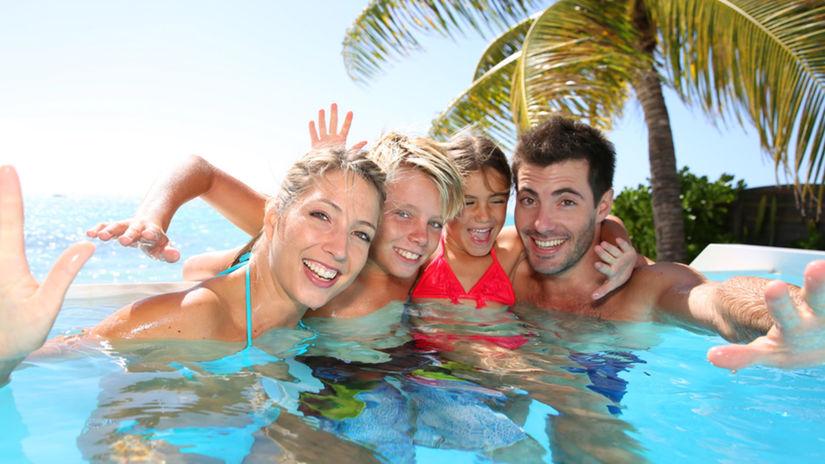 dovolenka, leto, letná dovolenka, rodina,...