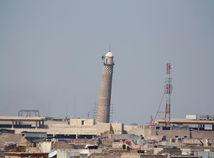 Ďalší zločin voči histórii. IS vyhodil do povetria slávnu irackú mešitu