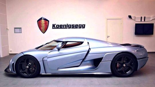 Koenigsegg má vypredané. Regeru už nekúpite