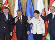 Nemecko vníma visegrádsku štvorku ako rozdelenú