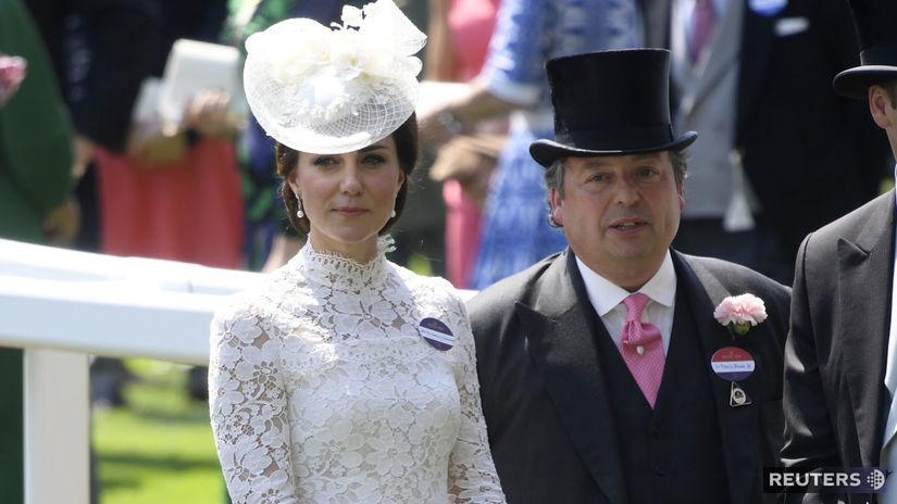 Vojvodkyňa Catherine z Cambridge žiarila v...