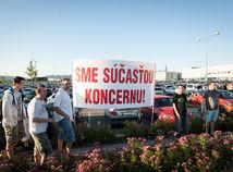 Štrajk vo Volkswagene ekonomiku nepoškodil