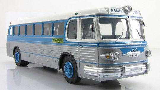 Turbo NAMI 053: Ruský turbínový autobus jazdil 160 km/h. Už v roku 1959!
