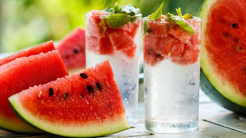 melon, ovocie, leto