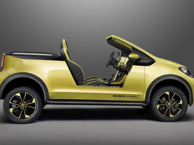 Škoda Element Concept - 2017