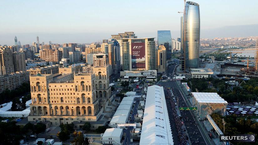 Azerbajdžan, F1