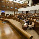 parlament, amnestie, Rokovacia sala,