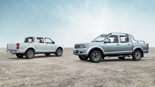 Peugeot Pick Up: Francúzi vyrukovali s pikapom pre Afriku. Je starý 20 rokov