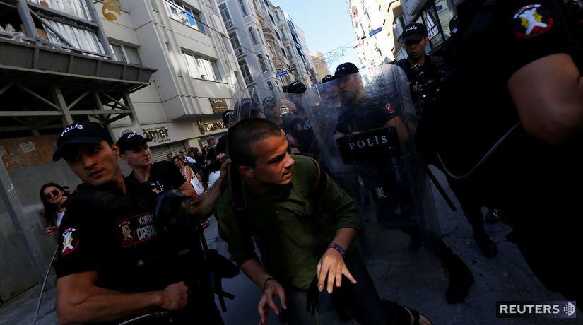 TURKEY-LGBT/PRIDE