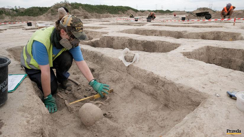 archeologicky nalez podunajske biskupice
