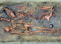 Takýto nález sa podarí raz za život, jasajú archeológovia v Bratislave po objave pohrebiska Avarov