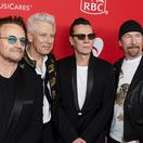Bono Adam Clayton Larry Mullen Edge U2