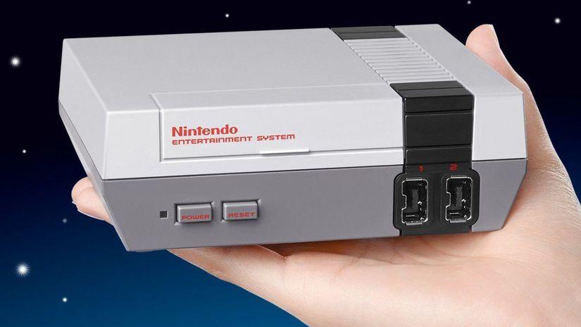Nintendo, NES Classic