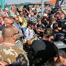 Belgičania zbožňujú Sagana. V Essene pomenovali ulicu po jeho rodnom meste