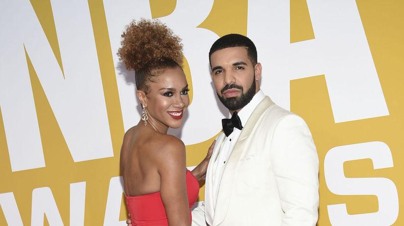 Raper Drake a športová reportérka a...