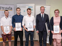 Slovak University Startup Cup 2017