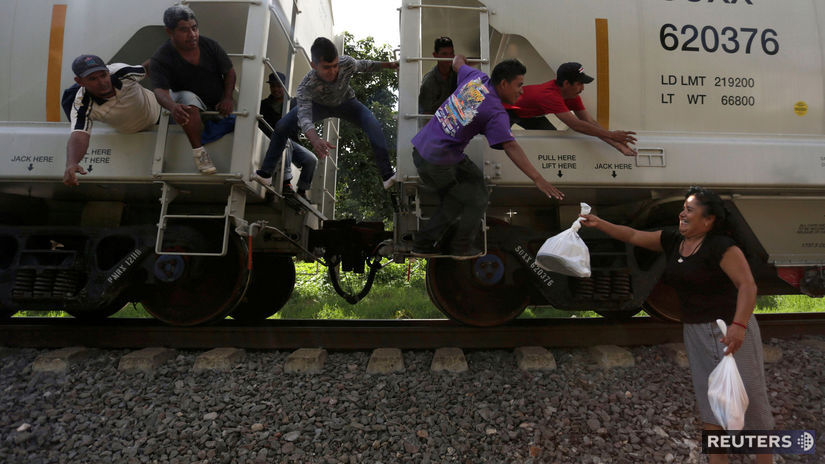 beštia,migranti, utečenci, vlak