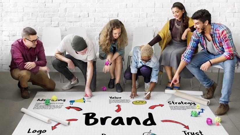 značka, logo, firma