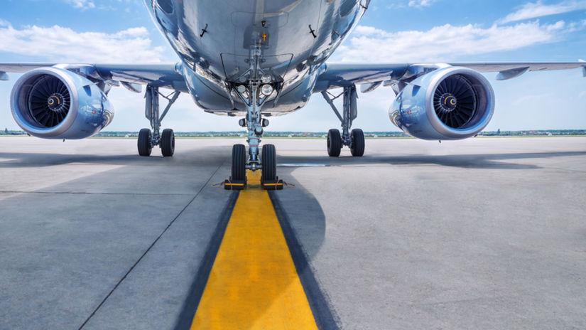 lietadlo, letisko, lietanie, pristávacia dráha,