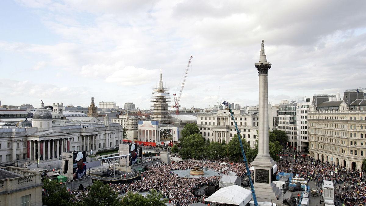 Londýn, štart Tour de France 2007