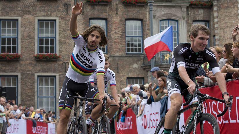 Peter Sagan, Juraj Sagan