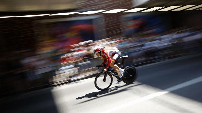 Tour de France 2016, časovka, ilustračná