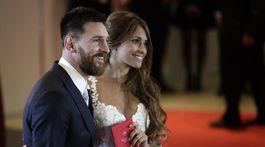 Lionel Messi, Antonella Roccuzzová