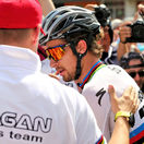 Sagan žiaril v Austrálii ako Rambo. Po ťažkom páde ho zašívali