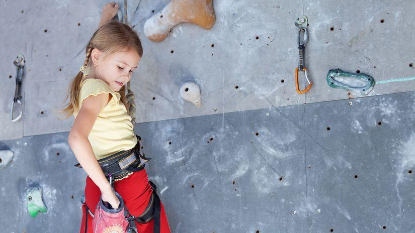 poistenie, horolezec, dieťa, nebezpečenstvo