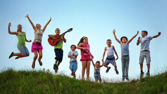 Podujatie Svište na plese má v deťoch vzbudiť záujem o pohyb