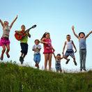 deti, voľný čas, radosť, prázdniny