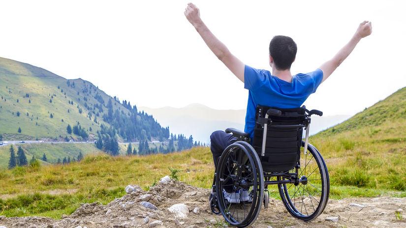 invalid, ťažko zdravotne postihnutý