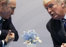 Trump, Rusko, Putin, USA