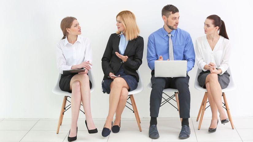 absolventi, práca, kariéra, zmestnanie