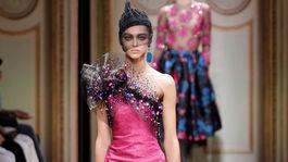 Armani Privé - najkrajšie šaty týždňa módy haute couture