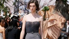 Christian Dior Haute Couture - najkrajšie šaty týždňa módy haute couture